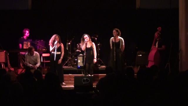 'Slave Song' by Voices - live @ SoundWorks. Oct 2011