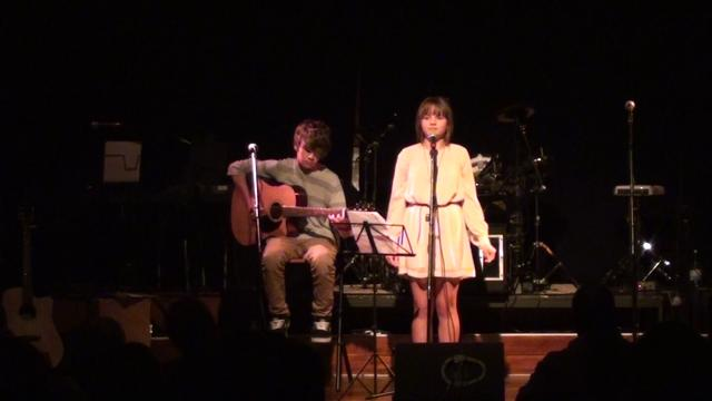 Maggy & Fred - 'Blackbird' @ SoundWorks. Oct 2011