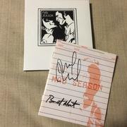 Mike McCreedy Barret Martin autographed Mad Season reissue