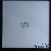 HR autographed Bad Brains vinyl