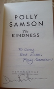 David Gilmour & Polly Samson - The Kindness