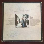 David Gilmour LP - David Gilmour & Nick Mason Back Cover Autos