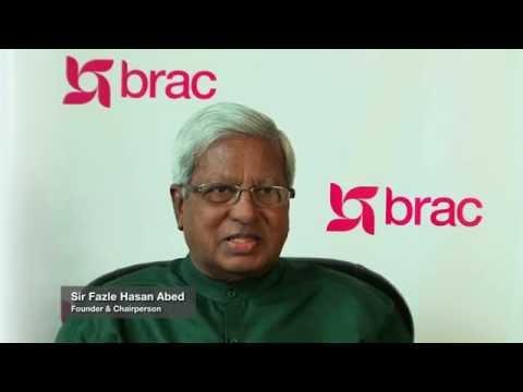 Sir Fazle Hasan Abed SUN Message