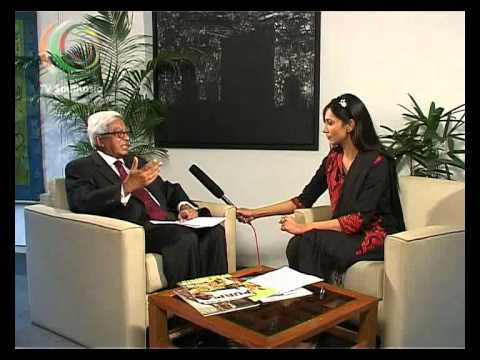 TV SOUTHASIA TALK  DHAKA  SIR FAZLE HASAN ABED  PART 1 B