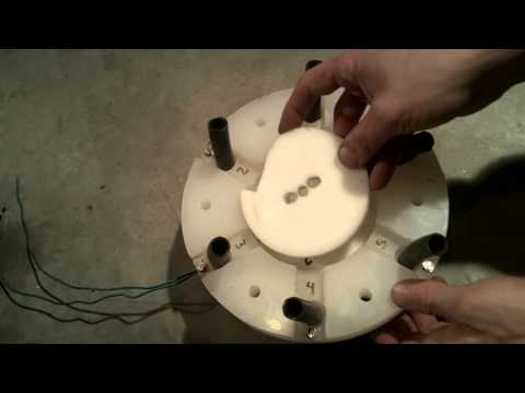 Sequencing / Indexing Valve