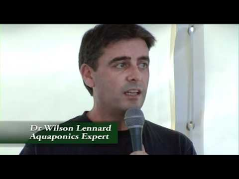 Aquaponics is an Ecosystem