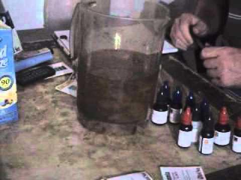 118 Water testing and Kiwi.wmv