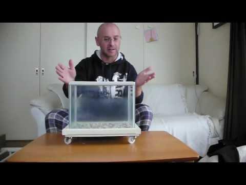 Japan Aquaponics - Micro Aquaponics - Model 2 - アクアポニックス 日本