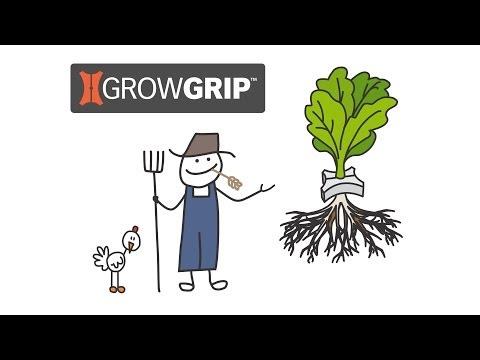 GrowGrip and KickStarter