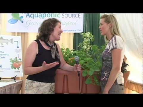 AquaBundance Year Round Aquaponics Gardening System