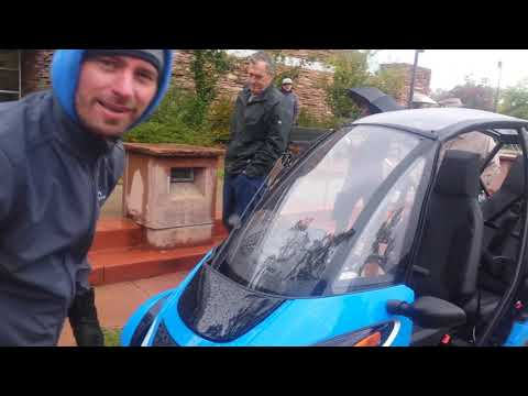 Electric vehicle here in Boulder for $11,800 a new display
