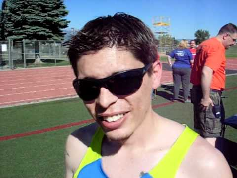 Jay Luna sets overall record in the Fountain Valley 5K for the Fallen