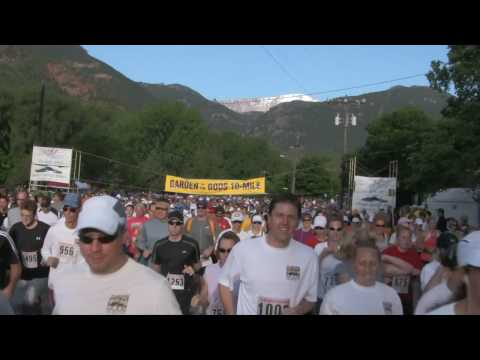 2009 Garden of the Gods 10 Mile Run