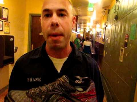Mizuno's Erik Frank talks running shoes