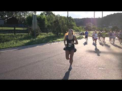 Mile 1 in the Grand Prix of Running Top Ten race