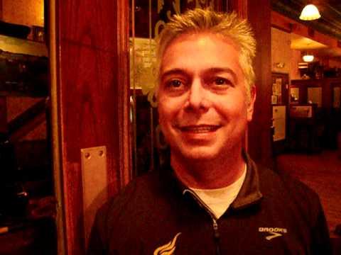100 runs later, Paul Franco is Jack Quinn's Running Club royalty