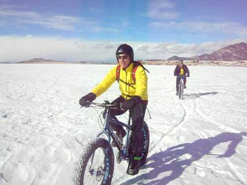 The 'Men of Ice' take to Eleven Mile Reservoir