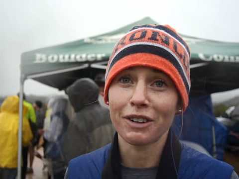 Nicole Mahobian pulls the three-peat at XTERRA Half Marathon