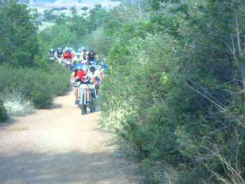 Pro and Cat 1 racers make the first climb in the Ascent Cycling Series No. 3 in Colorado Springs