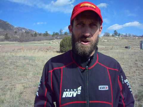 Catching up with mountain runner Tommy Manning