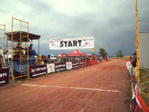 Finish of the Ute Valley Pro XCT Race