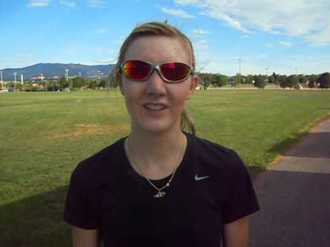Interview with Heather Bates, Rocky Mountain State Games 5K champ