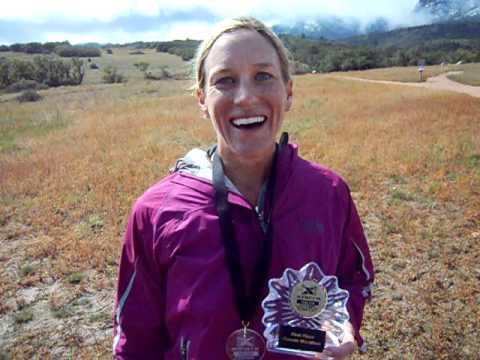 Interview with XTERRA Marathon winner Kerrie Bruxvoort