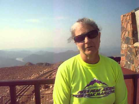 Pikes Peak Marathon and Ascent Operations Lead Susan Guynn talks about her big job