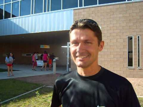 Justin Chaston wins Thunderstorm 5K after long break from racing