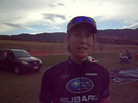 Sam Schultz talks about his selection to the U.S. Olympic team
