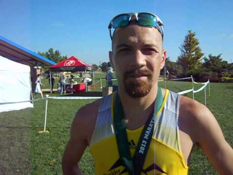 Robby Young wins the American Discovery Trail Marathon