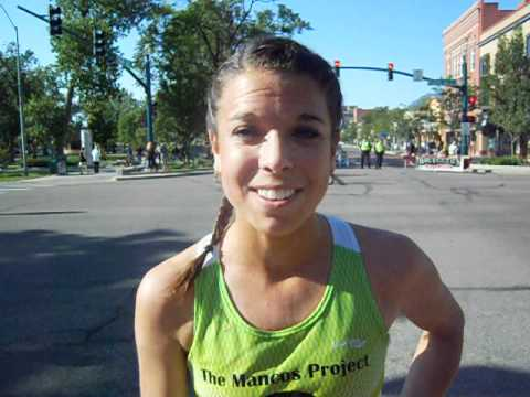Interview with Christie Foster, winner of the Sailin' Shoes 5K