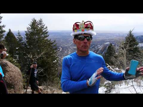 Greg Cummings sets new Incline record with 720 ascents in 196 days