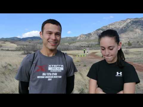 Interview with Travis and Kayli Tabares, XTERRA 5K champs