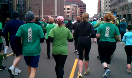 5k on St Patrick's Day by Nicole - 2