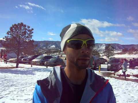 Joe Gray wins Winter Series III 5-miler