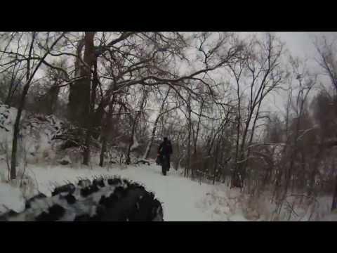 Sand Creek Snow Ride
