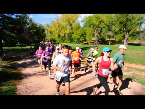 Start of Fall Series II, at Monument Valley Park