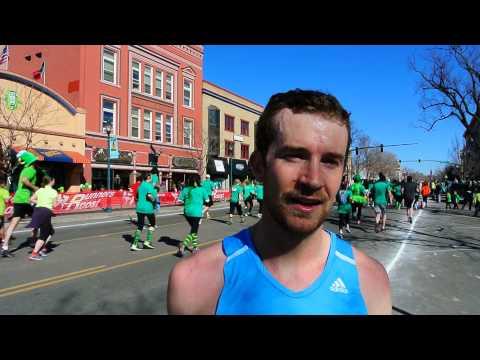 Interview with 5K on St. Patrick's Day winne Scott Dahlberg