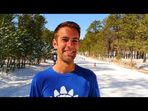 Steve VanGampleare talks about winning the Winter Series (short course) overall title