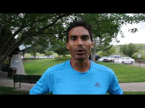 Mario Macias sets course record in Pikes Peak Ultra 50-miler