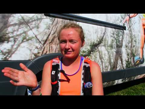 Bailey Eppard wins Run Rabbit Run Tortoise 100