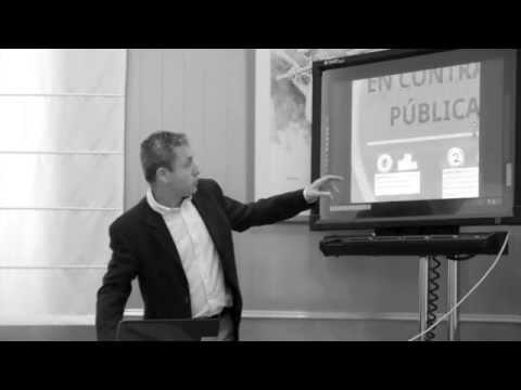 Transparencia y contratación pública: Situación actual.