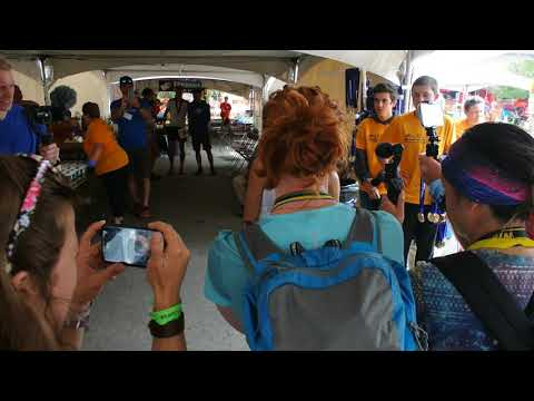 Megan Kimmel's final sprint to Pikes Peak Peak Marathon record