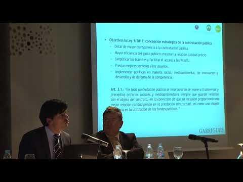 Aspectos laborales en la Ley de Contratos en el Sector Público.