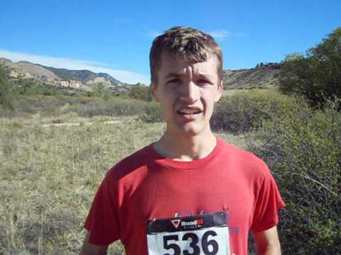 Interview with Take 5 in the Garden 5-mile winner Scott Spillman