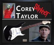 Slipknot Corey Taylor Custom Display