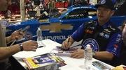 #28-33, NHRA, Funny Car Driver, Robert Hight, Sign..._