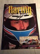 LL) Auto Racing NASCAR,NHRA,INDY Magazines Autographed-2