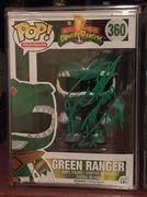 Jason David Frank (Green Ranger) Signed Pop Vinyl